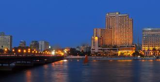 Intercontinental Cairo Semiramis - Cairo - Outdoor view