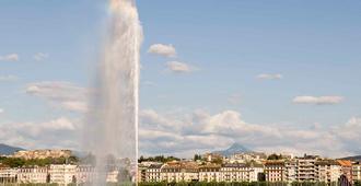 日内瓦機場諾富特套房酒店 - 日內瓦 - 日內瓦 - 室外景