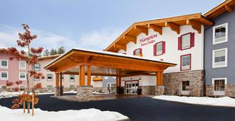 Hampton Inn & Suites Leavenworth - Leavenworth - Toà nhà