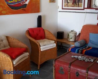 Corner of Paradise near Cinque Terre - Framura - Living room