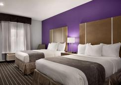 Days Inn by Wyndham Odessa - Odessa - Bedroom