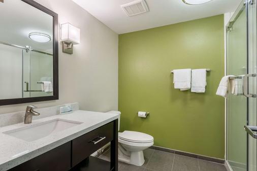 Sleep Inn & Suites - College Station - Bathroom
