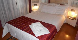 Hotel Amadeus E Teatro - Turim - Quarto