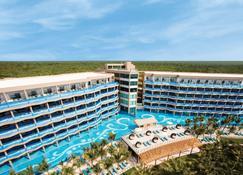 El Dorado Seaside Suites by Karisma - Adults only - Playa del Carmen - Byggnad
