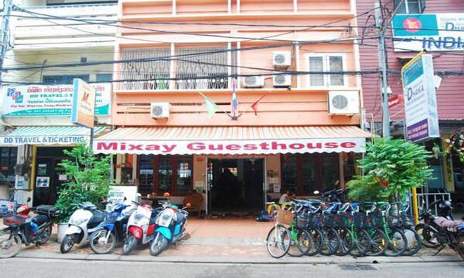 Mixay Guesthouse - Βιεντιάν - Γυμναστήριο