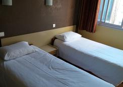 Hotel Kennedy - Perpignan - Makuuhuone