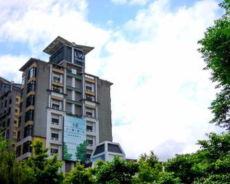 Muen Hot Spring Hotel - Yílán - Gebouw