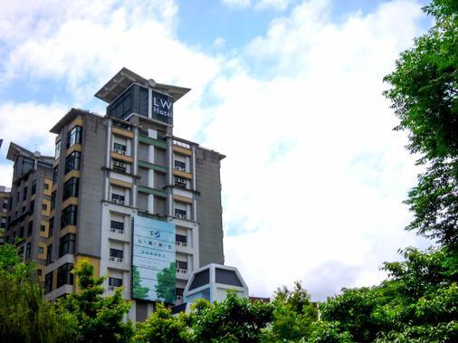 Living Water Hotel - Jiaoxi - Gebäude