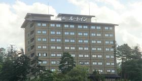 Route-Inn Grantia Hida Takayama - Takayama - Bâtiment
