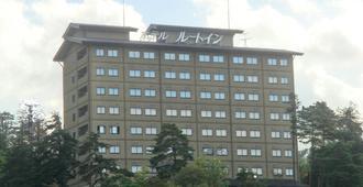 Route-Inn Grantia Hida Takayama - Takayama - Bangunan