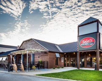 Radisson Hotel & Conference Center Coralville - Iowa City - Coralville - Gebouw