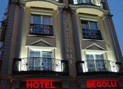 Hotel Begolli - Priştine - Bina
