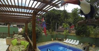 Vila Atlântica Inn - Camburi - Pool