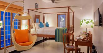 Hotel Villa Krish - Puducherry - Bedroom