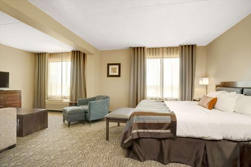 Wingate by Wyndham Fargo - Fargo - Bedroom