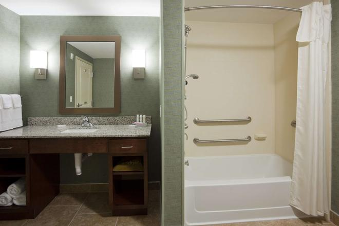Homewood Suites Rochester Mayo Clinic Area/ Saint Marys - Rochester - Phòng tắm
