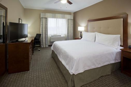 Homewood Suites Rochester Mayo Clinic Area/ Saint Marys - Rochester - Bedroom