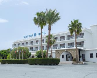 Sveltos Hotel - Larnaca - Building