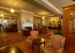 Mimslyn Inn Historic Hotels Of America - Luray - Recepción