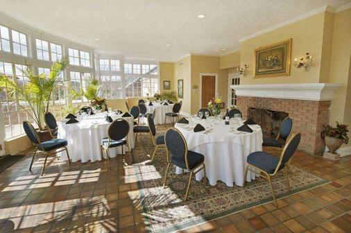 Mimslyn Inn Historic Hotels Of America - Luray - Sala de banquetes