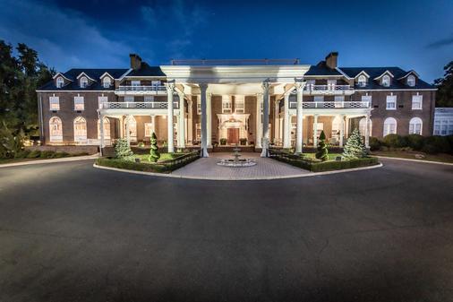 Mimslyn Inn Historic Hotels Of America - Luray - Edificio
