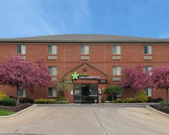 Extended Stay America - Akron - Copley - West - Copley - Building