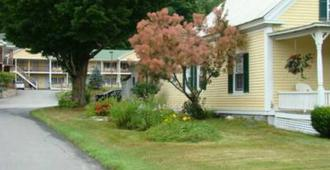 Ludlow Colonial Motel - Ludlow - Outdoors view