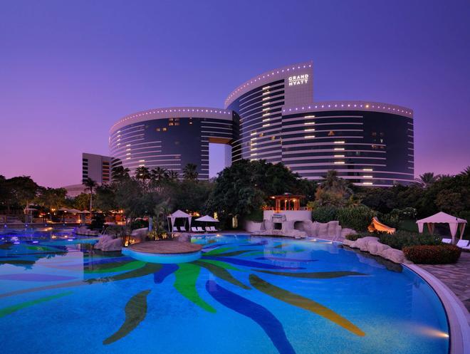 Grand Hyatt Dubai - Ντουμπάι - Κτίριο