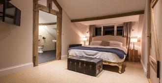 The Redan Inn - Radstock - Bedroom