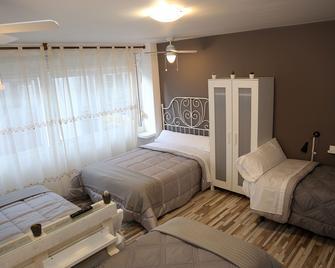 Pension Caldas - Caldas de Reis - Bedroom