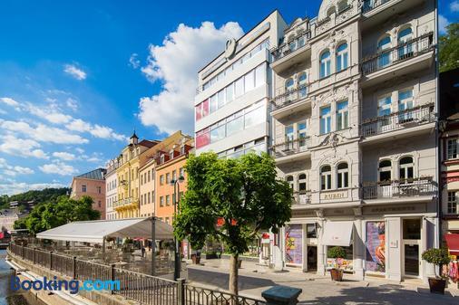 Rubin Luxury Apartments - Κάρλοβυ Βάρυ - Κτίριο