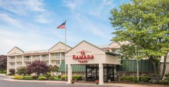 Ramada Plaza Portland - Portland - Toà nhà