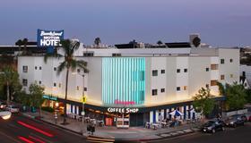 Beverly Laurel Hotel - Los Angeles - Rakennus