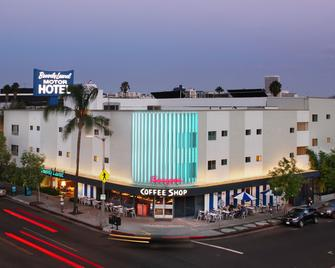 بيفرلي لوريل هويل - لوس أنجلوس - مبنى