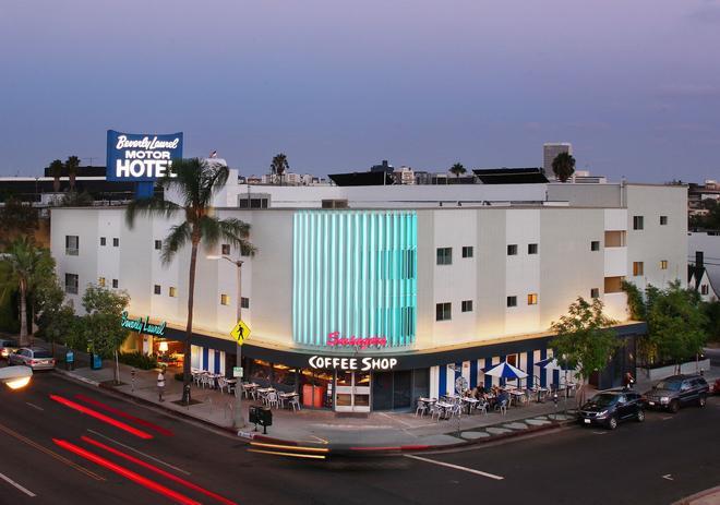 Beverly Laurel Hotel - Los Angeles - Toà nhà