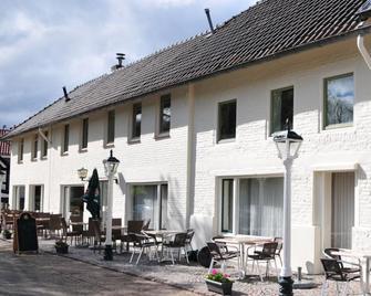 Hotel Eperland - Epen - Gebouw