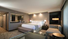 Miyako Hotel Los Angeles - לוס אנג'לס - חדר שינה