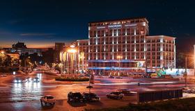 Hotel Dnipro - Kiova - Rakennus