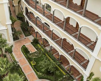 Hotel Solar de las Animas - Tequila - Gebäude