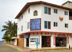Villas El Rosario De San Andres - San Patricio - Melaque - Edificio