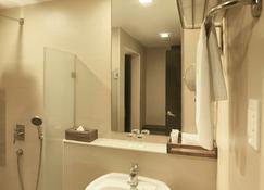 サミット リッジ ホテル - タガイタイ - バスルーム