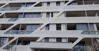 Cityapartments Düsseldorf City - Düsseldorf - Edificio