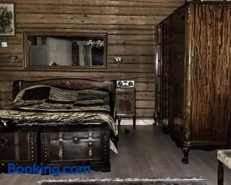 120 yrs. old log house in Kuopio city centre - Kuopio - Habitación