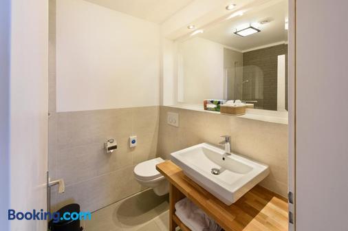 Hotel Central - Engelberg - Μπάνιο