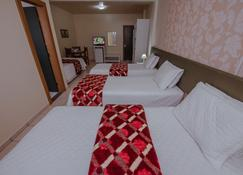 Cafezal Palace Hotel - Vitória da Conquista - Bedroom