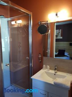 Hôtel de l'univers - Châtellerault - Bathroom