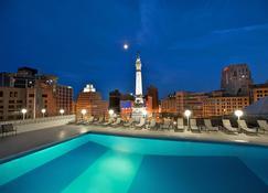 Sheraton Indianapolis City Centre Hotel - Ιντιανάπολη - Πισίνα