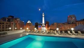 Sheraton Indianapolis City Centre Hotel - Indianapolis - Pool