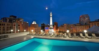 Sheraton Indianapolis City Centre Hotel - Indianápolis - Piscina