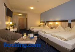 Hotel Am Freischütz - Hürth - Bedroom